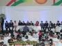 Cerimônia de posse do Prefeito e Vereadores - Mutum-MG (01/01/2017)
